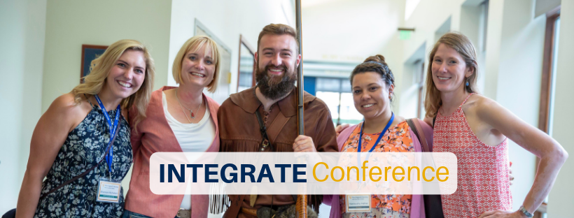 INTEGRATE: 3 Reasons to Save the Date